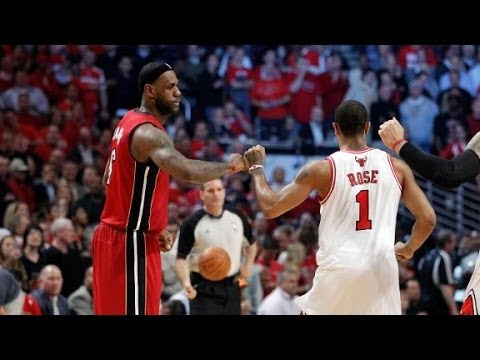 Chicago Bulls vs Miami Heat 2013-2014 Season Opener Promo