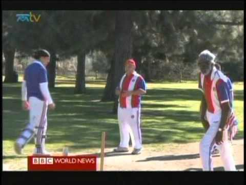 BBC World Report Compton Cricket Club