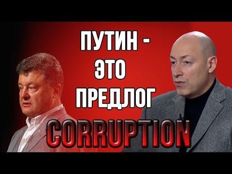 Дмитрий Гордон: «Я ненавижу Порошенко…»
