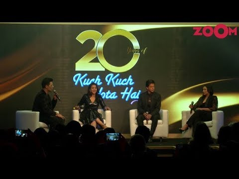 Shah Rukh Khan, Karan Johar, Rani Mukherjee & Kajol share memories from 'Kuch Kuch Hota Hai' Mp3