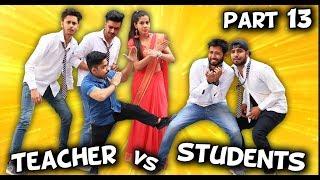 TEACHER VS STUDENTS PART 13 | BakLol |