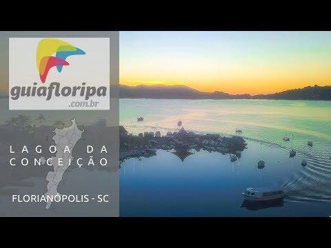 Vídeo da Lagoa da Conceição