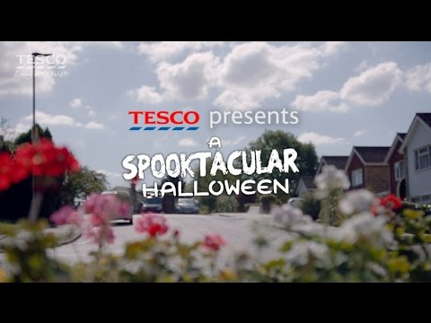 Tesco Presents | A Spooktacular Halloween