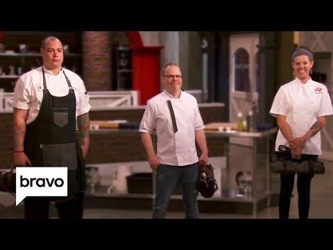 Last Chance Kitchen Full Episode: Three Vets And A Newbie (Episode 1) | Bravo