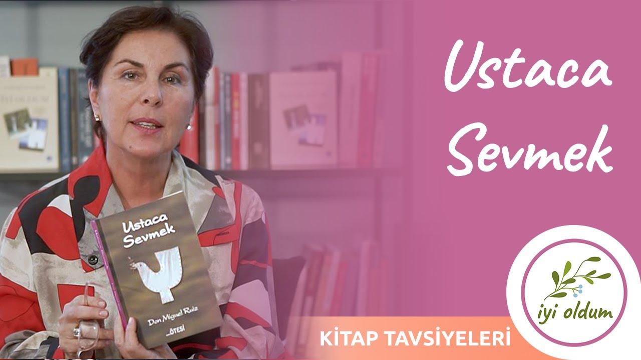 USTACA SEVMEK | Kitap Tavsiyeleri | Yasemin Conker