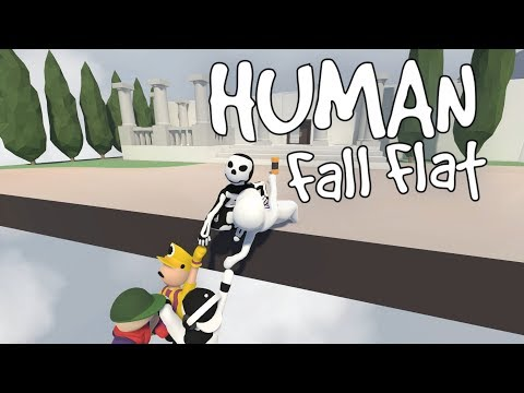 Human Fall Flat-I get knocked down, but I get up again