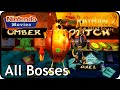 Rayman 2 The Great Escape All Bosses Boss Battles mp3