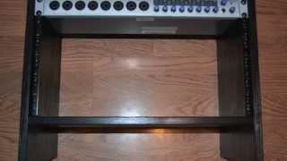 DIY 6U Economie Rack - het Bouwen van een 6-eenheid rek voor goedkope behulp van een Ikea nachtkastje
