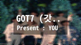 [KPOP Stream]GOT7 (갓세븐) Present : YOU(16곡)