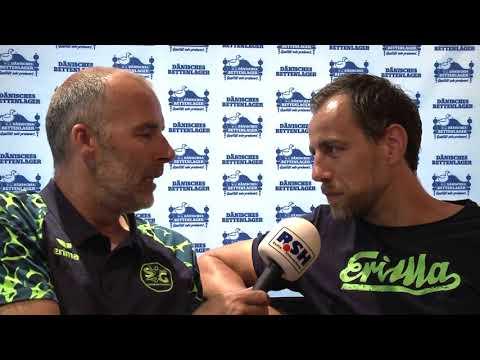 Interview mit SG Trainer Maik Machulla