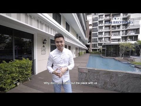 Sant Ritz, 1087sqft, 2-Bedder Penthouse, Singapore Condo Property for Sale with PropertyLimBrothers