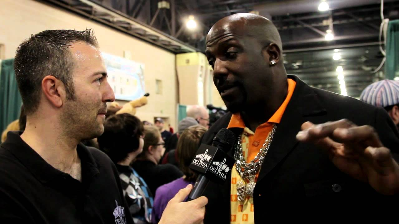 Download DotCom from 30 Rock runs for President @ Comic Con 2012