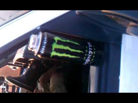 Fi btl UFO motor can trick