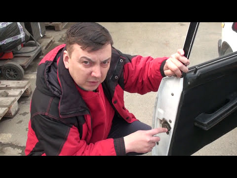 Как отрегулировать замки дверей на ваз 2107
