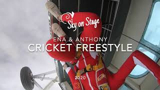 Cricket Freestyle | SoS 2020 | Freefly/style 2-Way