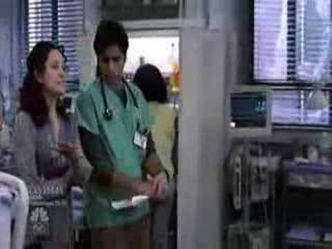 Reiko Aylesworth in ER..
