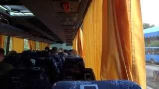 видео Автобус в Ростов-на-Дону