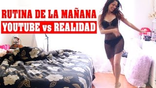 Download Video Rutina de la Mañana - Youtube vs Realidad MP3 3GP MP4