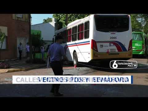 02-03-18 PIDEN SEMAFORO EN CALLE ENTRE RIOS Y RIVADAVIA