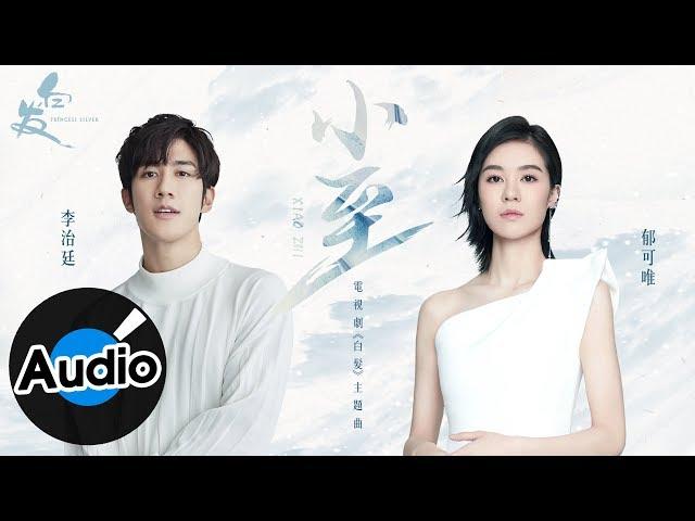 郁可唯、李治廷 - 小至(官方歌詞版)- 電視劇《白髮》主題曲