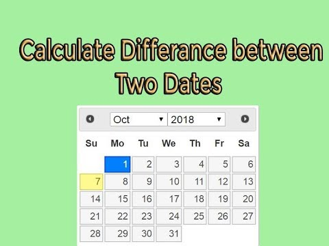 Calculate Difference Between Two Dates In Php