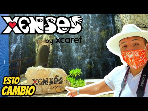 XENSES PARK 🔴 RIVIERA MAYA 2020 ✅ By Xcaret 📸 Fotos WOW 😱 Guía COMPLETA ► Cancun Precio (100% REAL)