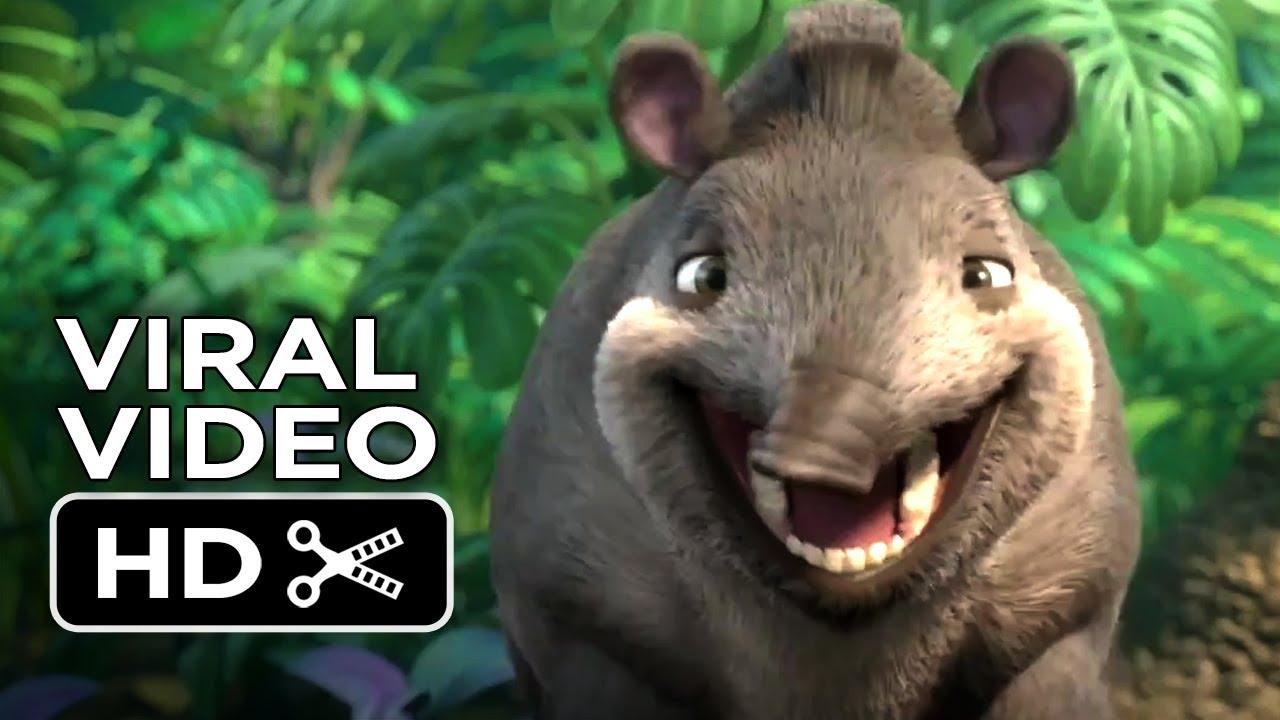 Rio 2 VIRAL VIDEO - Tapir Audition (2014) - Jesse ... Jesse Eisenberg