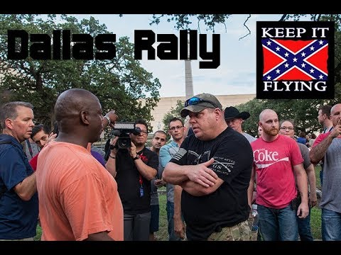 Anti White Supremacy Rally Dallas Texas