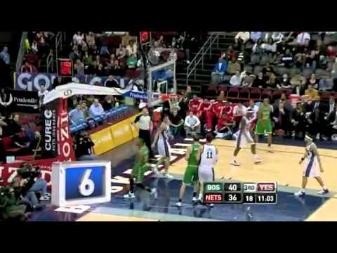 Boston Celtics Top 10 Plays (2010-2011 Season)