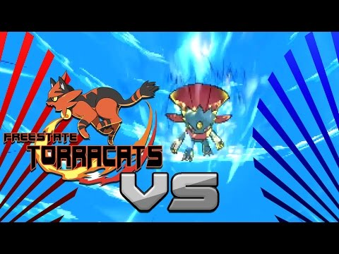 GBA S7W10 Freestate Torracats vs. PokeMonotooi's Tampa Bay L