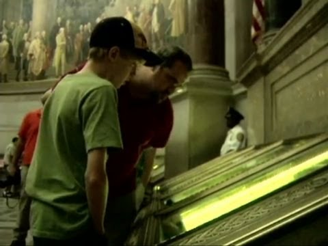 The U.S. Constitution at the National Archives