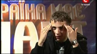 "Артём Лоик! Финал ""Україна Має Талант-3"""