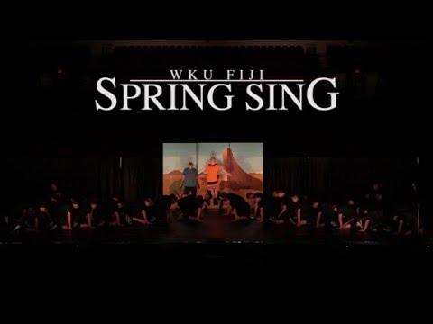 2016 FIJI Spring Sing RAW video