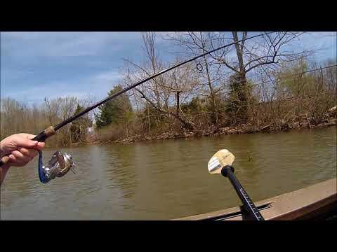 4-21-18 Cane Creek Lake Cookeville Tn