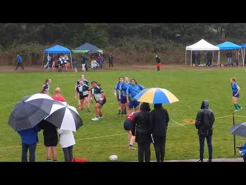 Lady Liberty rugby 2018 - vs Kent 4-7-2018