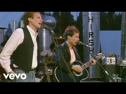Simon & Garfunkel - America (from The Concert in Central Park)