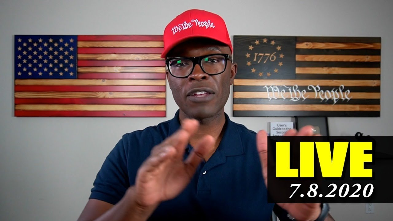 ? ABL LIVE: Terry Crews vs Don Lemon, BLM Mural Hate Crime, Kaepernick, Snoop Attack, and more!