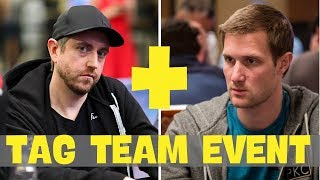 A Closer Look at the 2019 WSOP Tag Team Event