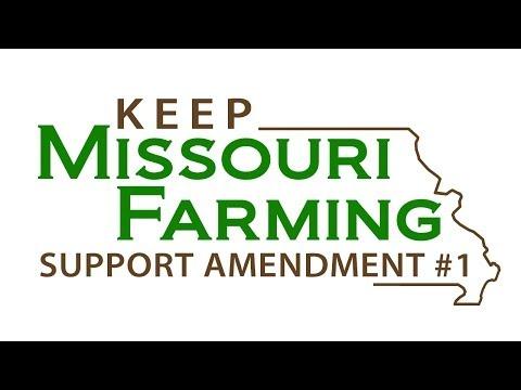Missouri Right To Farm Amendment 1 August 2014 Ballotpedia