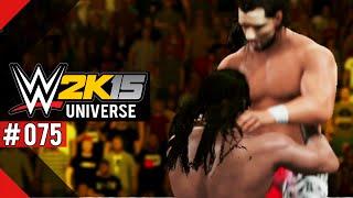 WWE 2K15 UNIVERSE [PS4] #075 - Behutsames LAST MAN STANDING Match ● Let