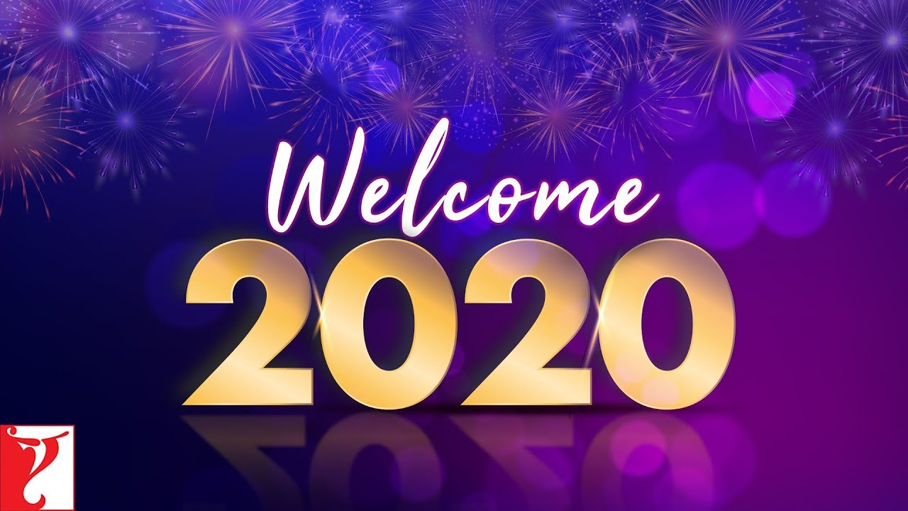 Let's welcome 2020 - The party begins...