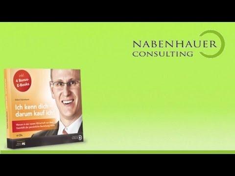 Kundenbeziehung aufbauen - Hörbuch: Ich kenn dich - darum kauf ich! - Nabenhauer Consulting