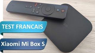 Xiaomi Mi Box S - Test Fr de la Box TV 4K avec Netflix certifié et Chromecast