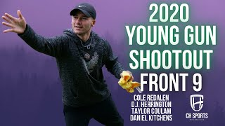 2020 Young Gun Shootout | Front 9 | Redalen, Herrington, Coulam, Kitchens