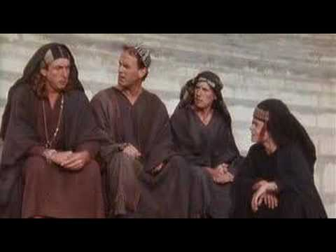 Monty Python's The life of Brian - I want to be a woman