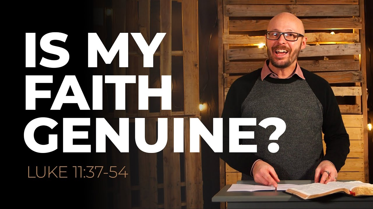 IS MY FAITH GENUINE? | Sunday Service 1.24.2021| HBC