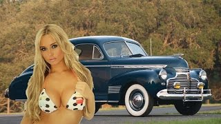 #1424. Крутые автомобили - Chevrolet Special Deluxe