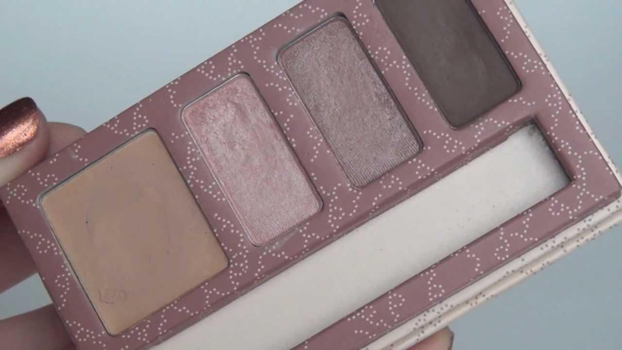 1cfdcfc82af Обзор\Review Benefit Eyeshadow palette