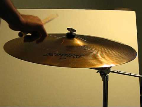 20 in zildjan scimitar ride cymbal for sale youtube. Black Bedroom Furniture Sets. Home Design Ideas