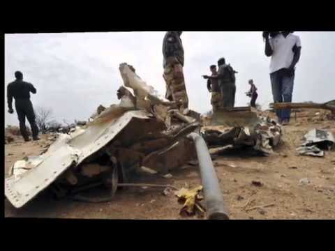 2nd 'black box' found from Air Algerie crash in Mali   BREAKING NEWS   27 JULY 2014 HQ